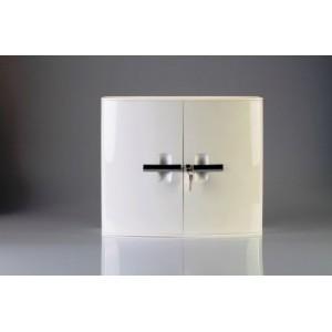 Шкафчик для ванной с замком Primanova M-09501