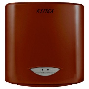 Сушилка для рук электрическая высокоскоростная Ksitex M-2008R JET красная