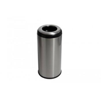 Урна для мусора из нержавеющей стали Primanova Lima M-E24-K09 (36 л)