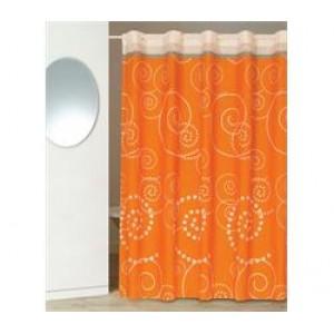 Шторка для ванной Maison Orange D-15381