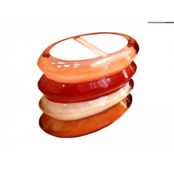 Стакан для зубных щеток Mili D-19022