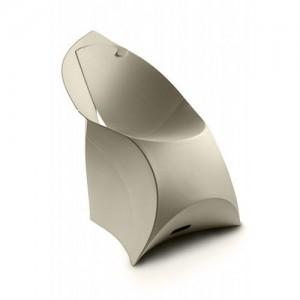 Стул Flux Chair серый