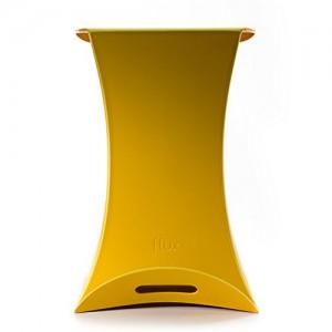 Табуретка Flux Pop желтая
