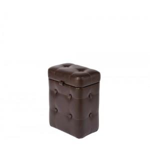 Пуфик с крышкой СДМ коричневый 03К Morgan Венге