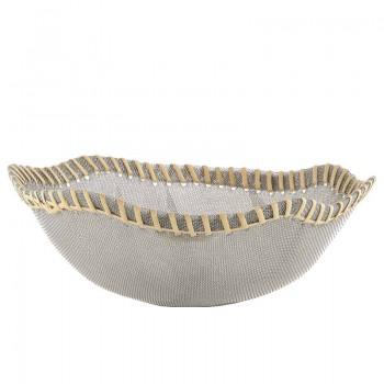 Блюдо глубокое Peneira 22 см. Alessi FC22/22