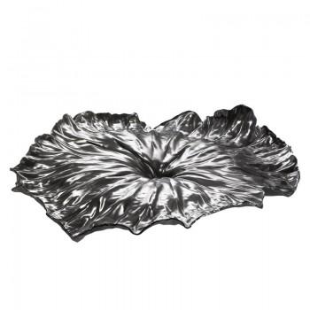 Блюдо A lotus leaf Alessi YHC01