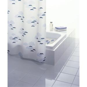 Штора для ванных комнат Helgoland RIDDER 46363