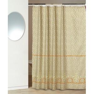 Штора для ванной PRIMANOVA 180*200 см. D-13306 Torino