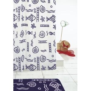 Штора для ванных комнат Neptun RIDDER 46313