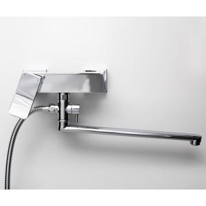 Смеситель для ванны с длинным изливом WasserKRAFT Aller 1062L