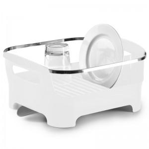 Сушилка для посуды Basin белая Umbra 330591-660