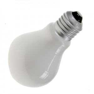 Крючок Лампочка Antartidee 1101 Bianco lucido