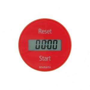 Кухонный таймер - Red (красный) Brabantia 103704