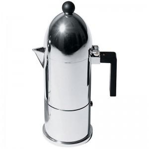 Кофеварка для эспрессо La Cupola Alessi A9095/6 B