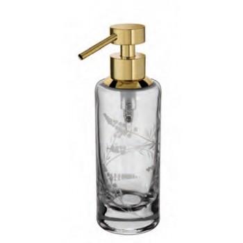 Диспенсер с узором для жидкого мыла настольный Windisсh Barocco 90182O