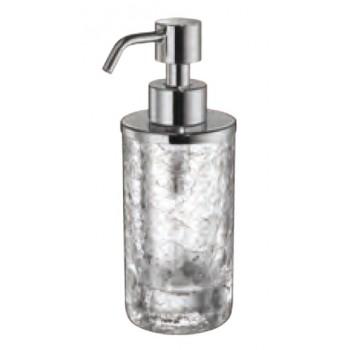 Дозатор для жидкого мыла Windisch Mini Addition Craquele 90461CR хром