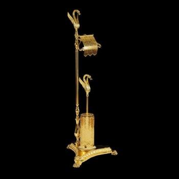 Стойка Migliore Luxor для WC 2-х функциональная H96 см. 26291