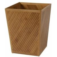 Корзина для мусора Creative Bath Spa Bamboo SBM54BR