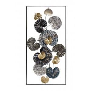 Панно декоративное Листья Garda Decor 37SM-1633