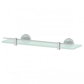 Полка для ванной стеклянная 40 см Artwelle HAR 034