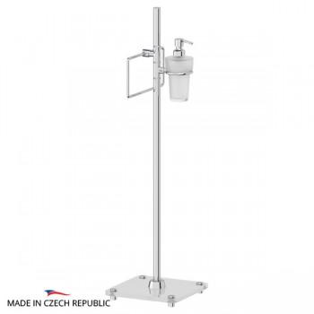 Стойка для туалета и биде с дозатором и полотенцедержателем FBS UNI 308