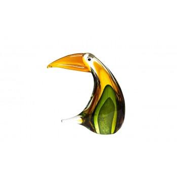 Фигурка стеклянная «Пеликан» F5945