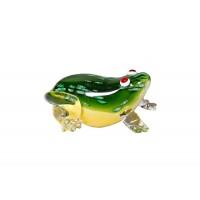 Статуэтка «Лягушка» (зеленая) F6634