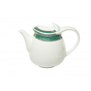 Чайник заварочный (бирюзовый орнамент) 25WIN RIVIERA TP1,5