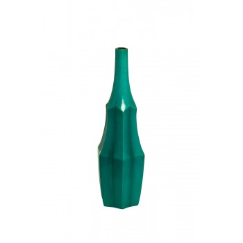 Ваза интерьерная зеленая ART-4479-VA1
