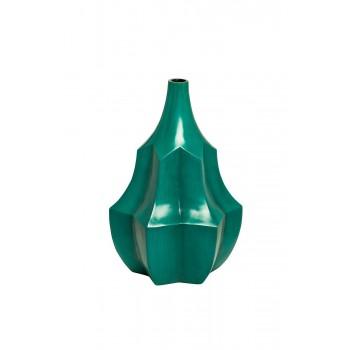 Ваза интерьерная зеленая ART-4479-VA2