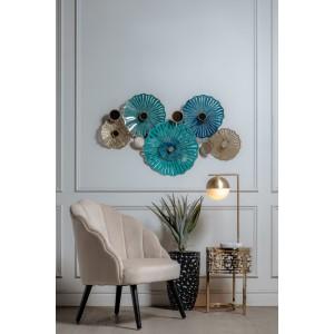 Декор настенный «Цветы» 37SM-0879