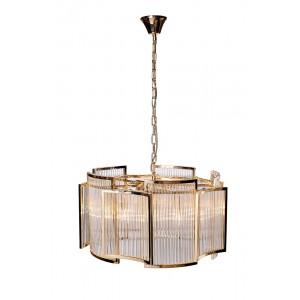 Светильник потолочный металлический золотой 20MD3515-5GOLD