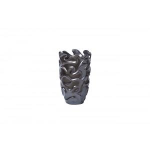 Кашпо (цвет металлик) ZSC1089-19