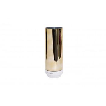 Ваза стеклянная золотая 55RV3111L