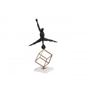 Статуэтка «Гимнаст на кубе» 55RD2865