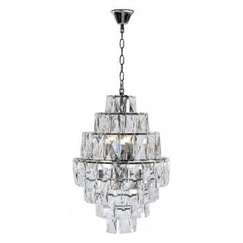 Люстра со стеклянными кристаллами 62GDG-8805-500