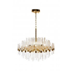 Люстра из стекла (золото) 62GDM-810021-800