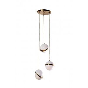 Светильник потолочный «Шары со смещением» 60GD-9182 S/3XS