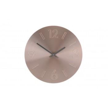 Часы настенные круглые (цвет медь) YP7164670CP