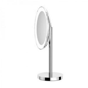 Косметическое зеркало настольное с подсветкой Lansberger 70585