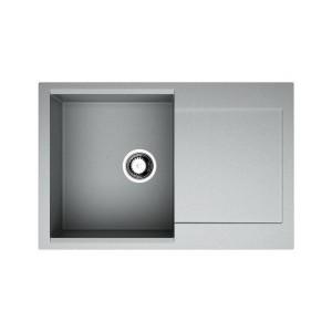 Кухонная мойка ленинградский серый Artgranit Omoikiri Daisen 78-GR