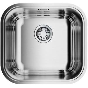 Кухонная мойка нержавеющая сталь Omoikiri Omi 44-IN