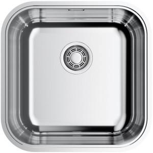 Кухонная мойка нержавеющая сталь Omoikiri Omi 44-U/IF-IN Quadro