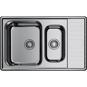 Кухонная мойка нержавеющая сталь Omoikiri Sagami 79-2-IN 4993733