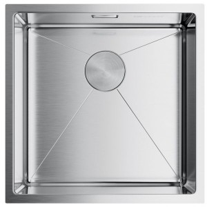 Кухонная мойка нержавеющая сталь Omoikiri Taki 44-U/IF-IN