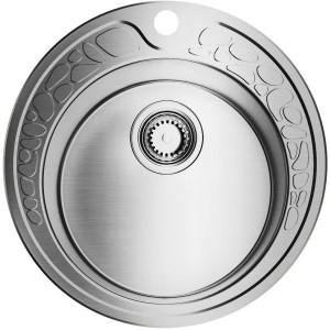 Кухонная мойка нержавеющая сталь Omoikiri Tovada 49-1-IN