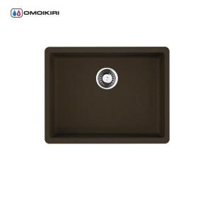Мойка Bosen 57-BL Tetogranit/Черный 4993145