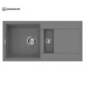Мойка Daisen 78-LB-GR Artgranit/Leningrad Grey 4993690