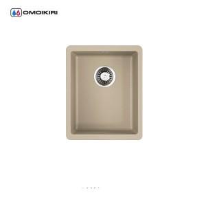 Мойка Kata 54-U-DC Artgranit/темный шоколад 4993409