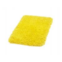 Коврик для ванной комнаты Softy желтый 50*75 745604